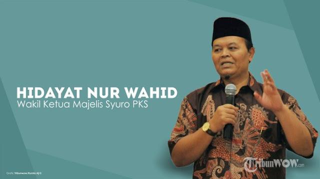 Teka-teki Kursi Wakil Gubernur DKI, Hidayat Nur Wahid Tak Terima jika Diisi oleh Kader Gerindra