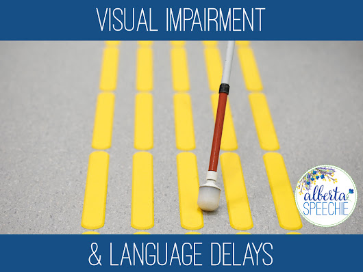 Visual Impairment and Language Delays