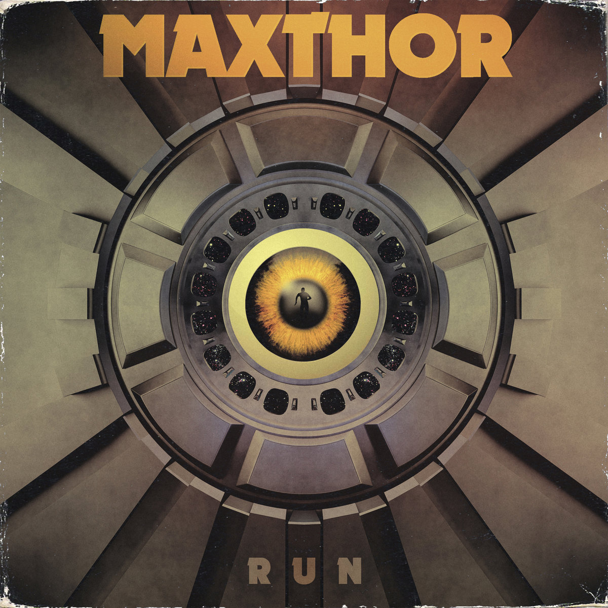 Maxthor: Run - Destroy//Exist