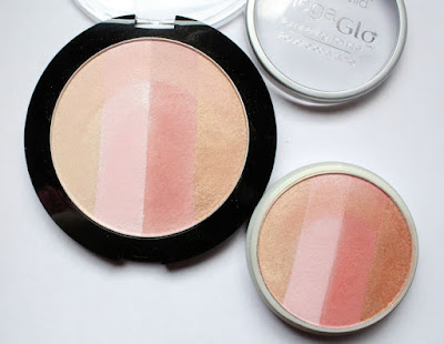 Wet N Wild MegaGlo Illuminating Palette Catwalk Pink New and Old