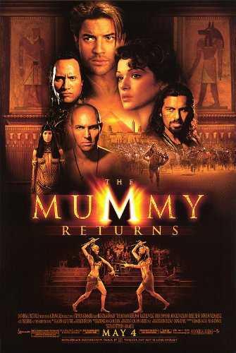 The Mummy Returns 2001 Dual Audio Hindi Full Movie Download