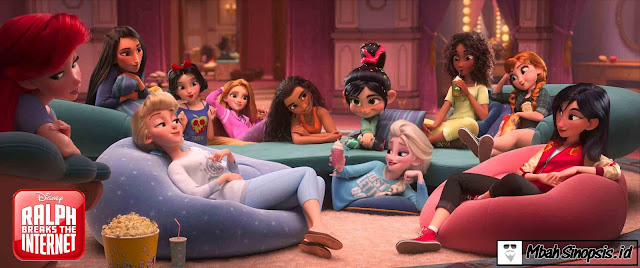 Film Ralph Breaks the Internet