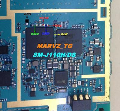 Isp Samsung J1 Ace J110H