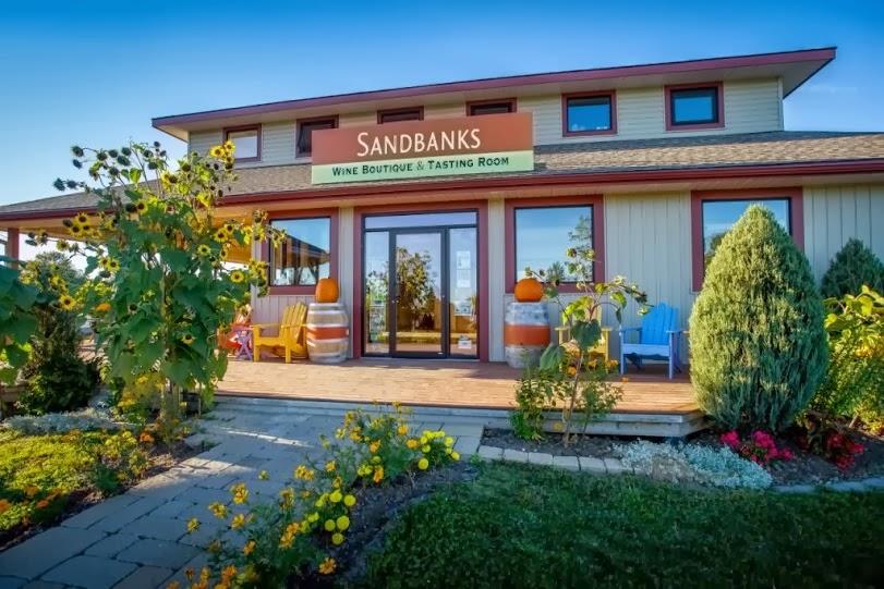 Tipsy Tuesday: Sandbanks Estate Winery