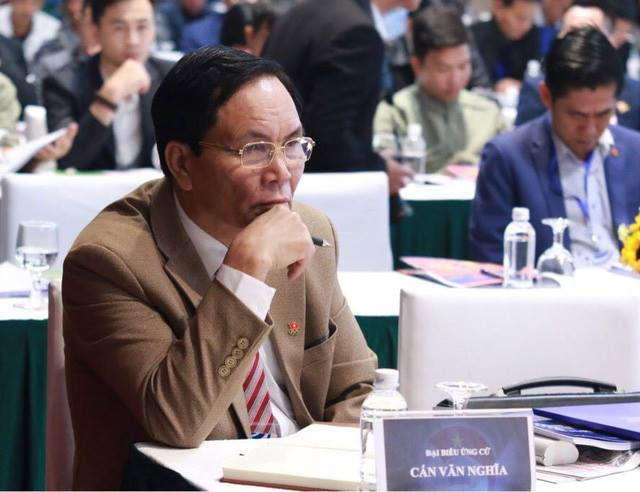 Dính bê bối tài chính vẫn được bầu làm Phó chủ tịch phụ trách tài chính VFF