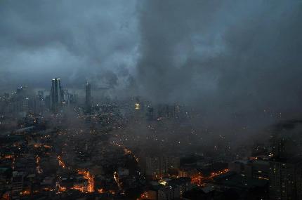 Mordor in Metro Manila