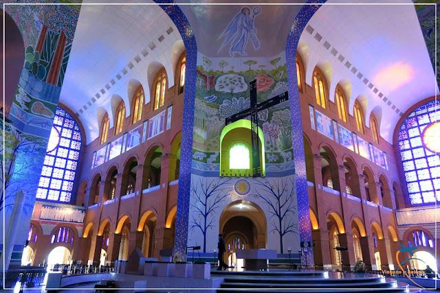 Basílica de Aparecida, a segunda maior igreja católica do mundo!