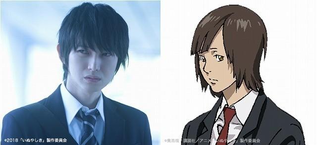 Dorama World Hongo Kanata To Appear In Both Anime Real Life