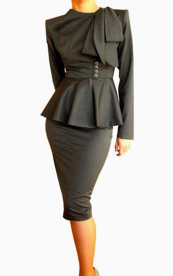 Skirt Suit For Women 112