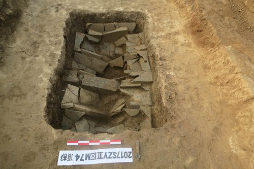 More than 100 Han Dynasty tombs unearthed in Henan Province