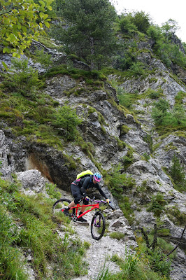 Mountainbike Tour: Val Resia Bovec (Slowenien)