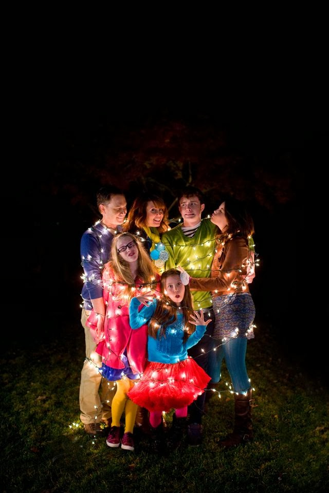 nothing for granted and be thankful that you have such great family    Unique Family Christmas Card Ideas