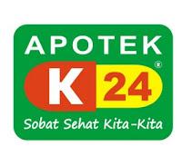 LOKER MDP APOTEK K-24 SUMATERA JULI 2019
