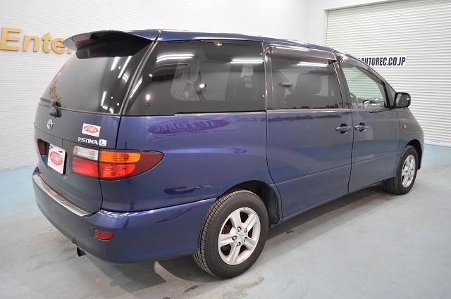 2000 Toyota Estima L G For Uk Japanese Vehicles To The World