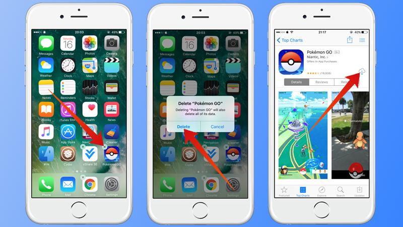 Kan Man Spela Pokemon Go På Iphone 5s