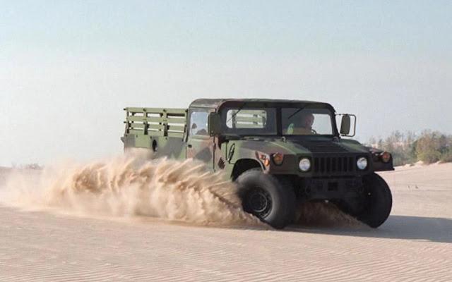 Производитель Humvee судится за использование бренда в «Call of Duty»