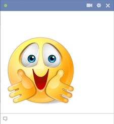 Hug Emoticon Smiley
