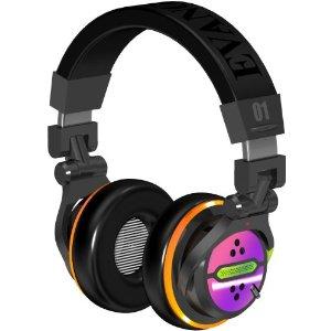 Evangelion headphones