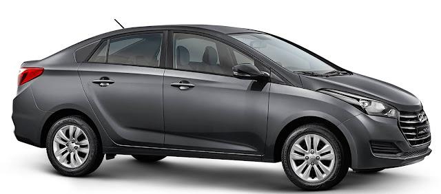 Hyundai HB20S Sedan x VW Voyage x Chevrolet Prisma - comparativo