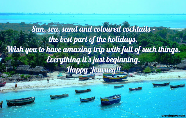 Happy Journey Wishes
