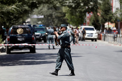 Kedubes Diserang, Wakil Dubes Irak di Afghanistan Dievakuasi
