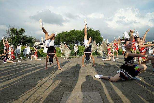 DSC02258 - 熱血採訪│2016首屆台中國際踩舞祭超夯登場,文華高中快閃高美濕地