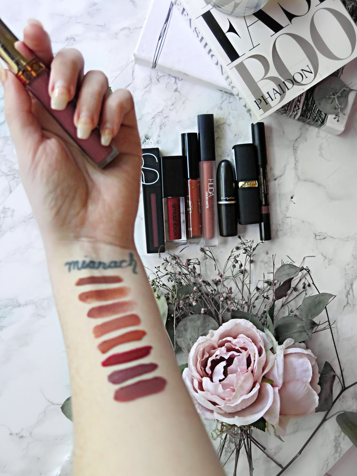 Moody Lip Lifestyle | Top 8 Must Have Warm Toned Fall Lipsticks | Comparisons, Suggestions & Swatches | labellesirene.ca