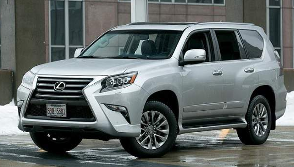 2019 Lexus GX 460 Review, Release Date, Redesign