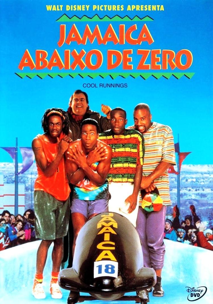 Resultado de imagem para JAMAICA ABAIXO DE ZERO – Título original: Cool Runnings (1993)