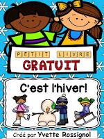 https://www.teacherspayteachers.com/Product/Cest-lhiver-Petit-livre-GRATUIT-French-Immersion-Lecture-maternelle-2974333