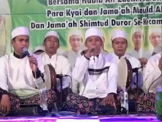 Bimaulidil Hadi (Vocal Lucky) - Al Munsyidin Pekalongan