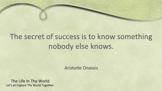 Aristotle Onassis Quotes Quotesgram: Top 10 Aristotle Onassis Quotes : Part 1 Of 2
