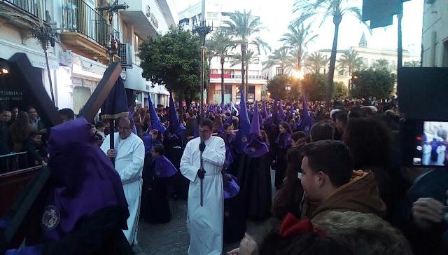 Семана Санта, Страстная неделя (исп. Semana Santa)
