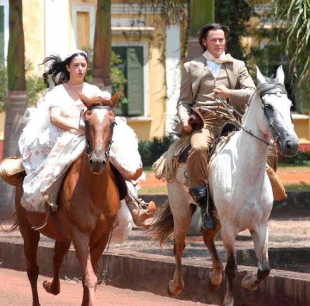 Equitação história 1800