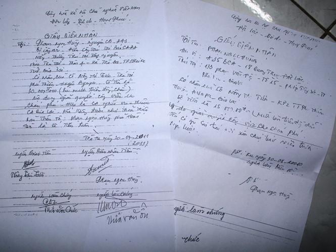 """Gia Lai: Điều tra đối tượng giả danh công an nhận tiền """"chạy việc"""""""