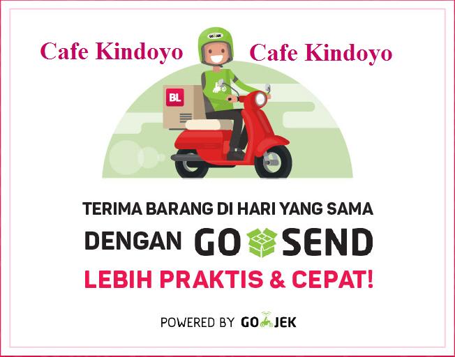 CAFE KINDOYO: GO-SEND, Layanan Pengiriman Super Cepat dan Aman