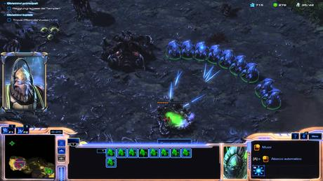 StarCraft 2 Legacy of the Void GamePlay PC Screenshot