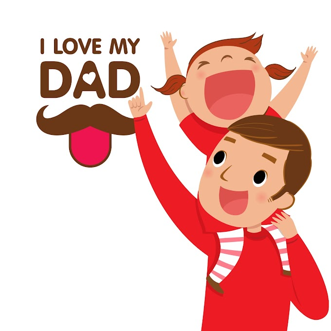 father's day 2019 father's day 2019 uk free vector