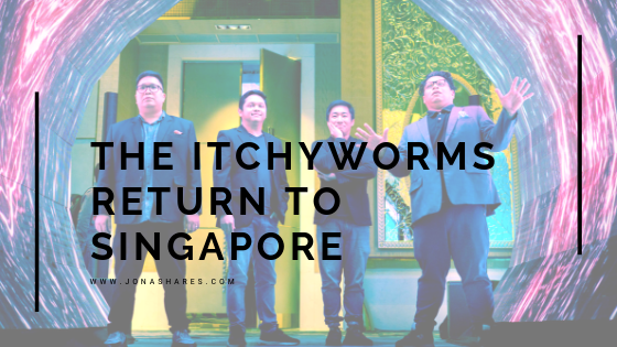 The Itchyworms Return to Singapore to Scratch an Itch