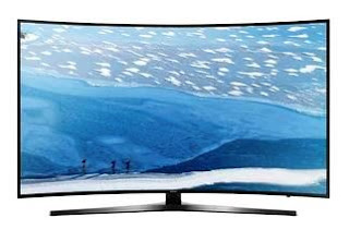Samsung 40KU6300 Curved ULTRA HD SMART TV 40 Inch