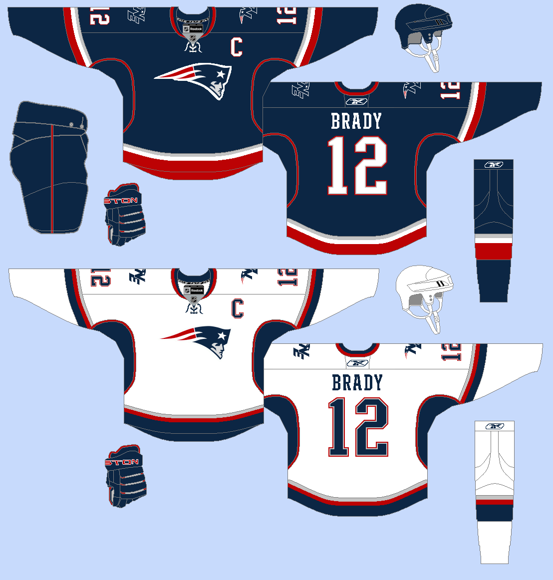 tuesday winter wonderland hockeyjerseyconcepts. Black Bedroom Furniture Sets. Home Design Ideas