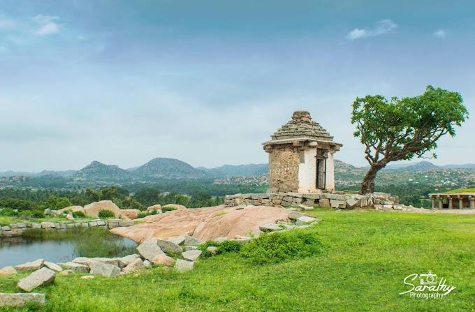 Hampi - The beauty of Vijayanagar Empire