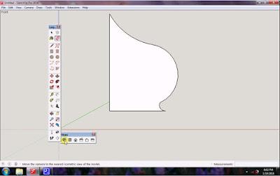 Tutorial Membuat Kubah Di Sketchup