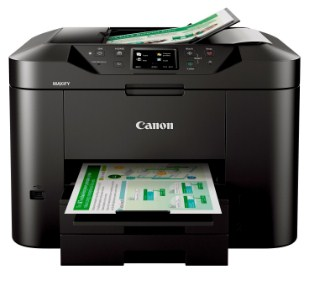 Canon MAXIFY MB2740 Driver and Manual Download
