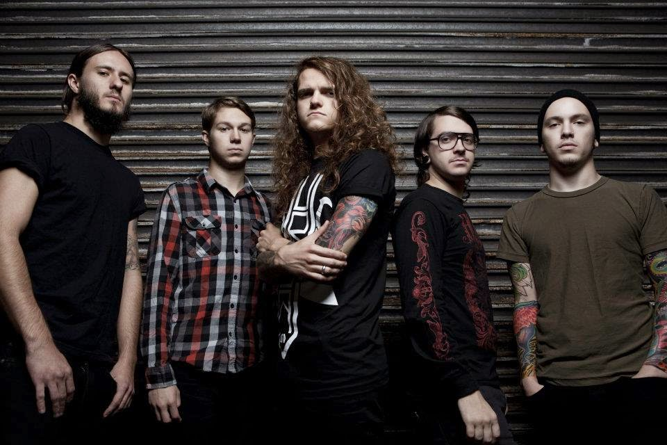 Miss May I - band