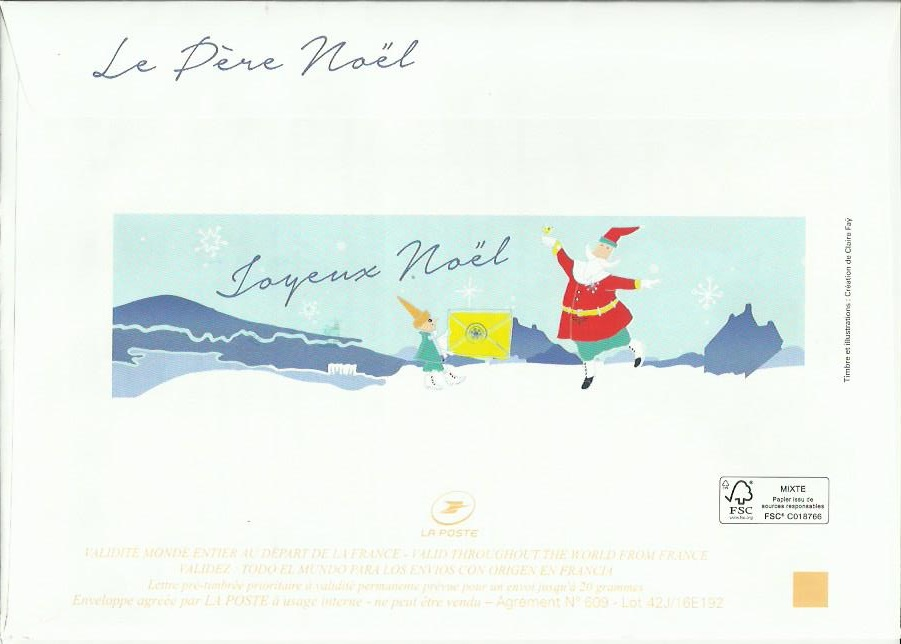 Le Pere Noel Repond Au Lettre.Les News Du Phospho Lettre Au Pere Noel 2016