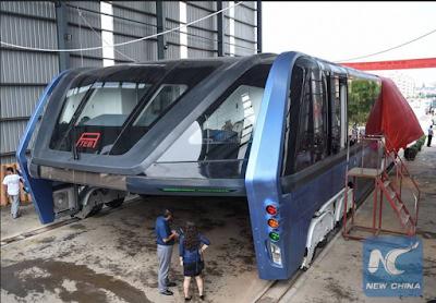 China Temukan Solusi Guna Atasi Kemacetan Lalu lintas