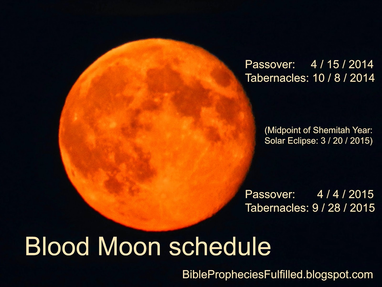 blood moon eclipse bible verse - photo #8