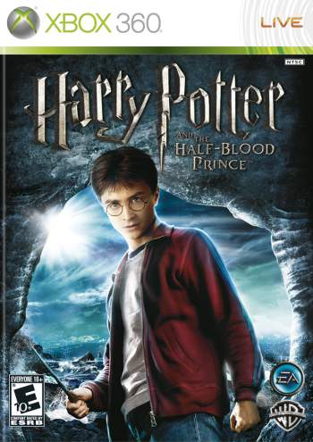 Harry Potter and the Half-Blood Prince (JTAG/RGH) Xbox 360 Torrent