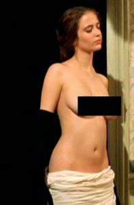 artis wanita tercantik paling seksi di dunia tanpa pakaian dalam eva green